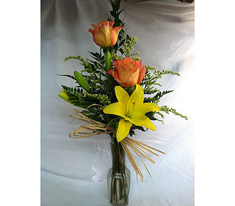 Custom in Creedmoor NC, Gil-Man Florist Inc.