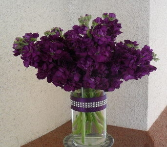 positively purple in Henderson NV, Beautiful Bouquet Florist