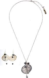 Eden Necklace and Earring Set- 50% OFF in Eugene OR, Dandelions Flowers
