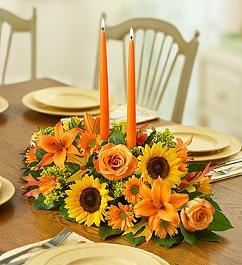 BOUNTIFUL FALL CENTERPIECE in Vienna VA, Vienna Florist & Gifts