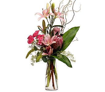 Double Trouble in Spartanburg SC, A-Arrangement Florist