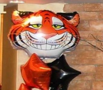 Princeton Tiger Balloons in Princeton, Plainsboro, & Trenton NJ, Monday Morning Flower and Balloon Co.