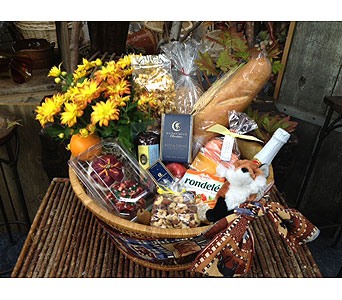 Autumn's Bounty in Portland OR, Portland Florist Shop