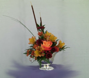 Harvest Grace Bouquet in Mount Horeb WI, Olson's Flowers
