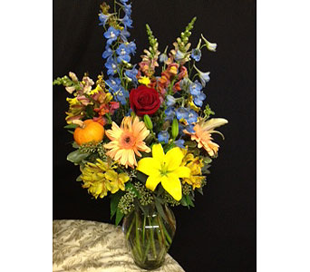 Sunset Spectacular in Oakland CA, J. Miller Flowers and Gifts