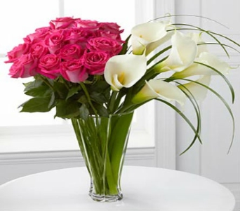 Rose & Calla Lily in Arizona, AZ, Fresh Bloomers Flowers & Gifts, Inc