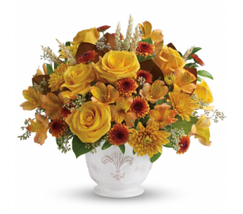 Country Splendor Bouquet in Norristown PA, Plaza Flowers