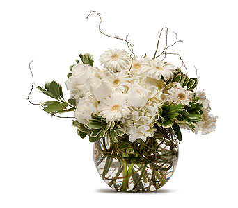 Naturally White in Wellington FL, Wellington Florist