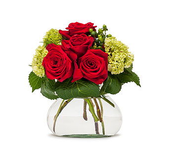 Romance in Huntington IN, Town & Country Flowers & Gifts