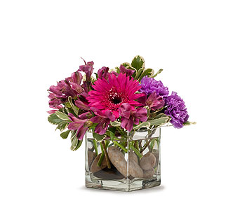 Simply Purple in Schaumburg IL, Deptula Florist & Gifts, Inc.