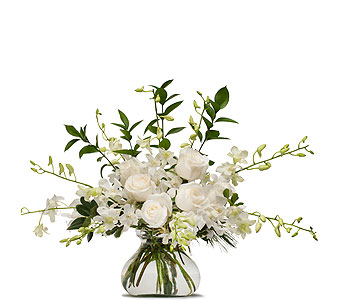 White Splendor in Wellington FL, Wellington Florist