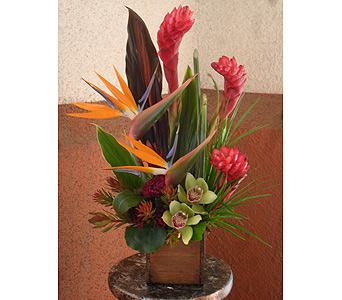 Holidays in the Tropics in Henderson NV, Beautiful Bouquet Florist
