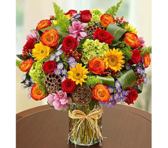 Garden of Grandeur� for Fall in Watertown CT, Agnew Florist