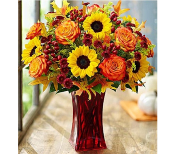 Autumn Sophistication in Watertown CT, Agnew Florist