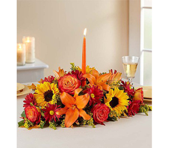 Fields of Europe� for Fall Centerpiece in Watertown CT, Agnew Florist
