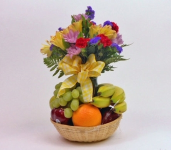 Fruit & Flowers in Royersford PA, Three Peas In A Pod Florist