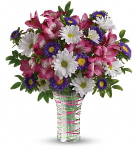 Teleflora's Thanks To You Bouquet in Yorkville IL, Yorkville Flower Shoppe