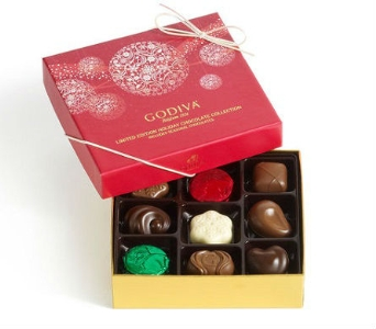 Holiday Assorted Chocolates Gift Box in Bayside NY, Bell Bay Florist