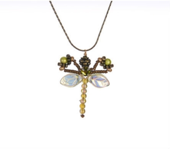 Olivine Classic Dragonfly in Traverse City MI, Teboe Florist