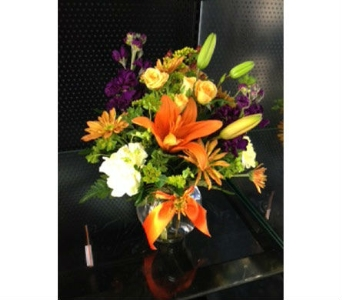 Custom Floral Arrangement in Mooresville NC, All Occasions Florist & Boutique