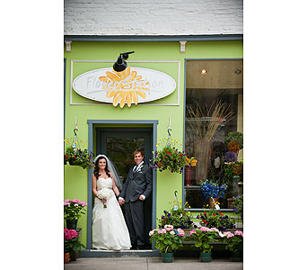 Flower Station Wedding in Somerset NJ, Flower Station