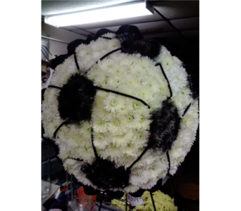 Soccer Ball in Freehold NJ, Especially For You Florist & Gift Shop