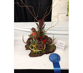Julie 1st Place - 2013 NC State Fair in Wake Forest NC, Wake Forest Florist