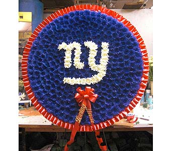 NY Yankees Blue in Manalapan NJ, Vanity Florist II