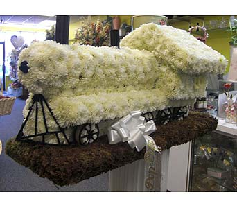 Train in Manalapan NJ, Vanity Florist II