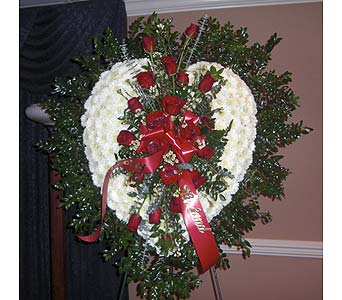 White Heart in Manalapan NJ, Vanity Florist II