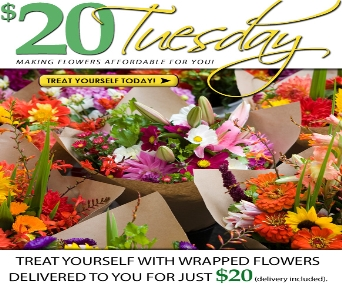 Loose Bouquet Special in Port St Lucie FL, Flowers By Susan