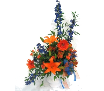 Healing Wishes Bouquet by Country Greenery in Moorhead MN, Country Greenery