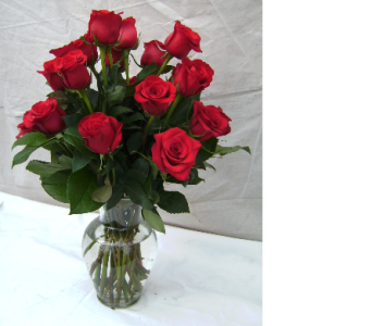 One or Two Dozen Roses in Evanston IL, West End Florist & Garden Center Inc.