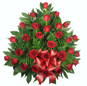 Signature Collection McCarthy Special: 30 Rose Mac in Newport News VA, Pollards Florist