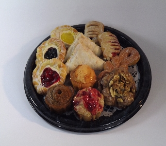 Muffin and Pastry Assortment Tray in Ferndale MI, Blumz...by JRDesigns