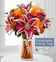 The Get Well Bouquet in Chicago IL, Yera's Lake View Florist