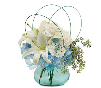 Kiss in the Breeze in Spartanburg SC, A-Arrangement Florist