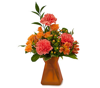 Orange Dream in Huntington IN, Town & Country Flowers & Gifts