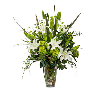 Naturally Elegant in Mount Morris MI, June's Floral Company & Fruit Bouquets