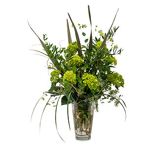 Natural Green in send WA, Flowers To Go, Inc.