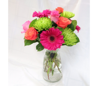 Vibrant Blooms  in Princeton, Plainsboro, & Trenton NJ, Monday Morning Flower and Balloon Co.