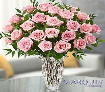 Marquis by Waterford� Premium Pink Roses in El Cajon CA, Conroy's