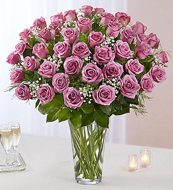 Ultimate Elegance� Long Stem Roses - Purple in El Cajon CA, Conroy's
