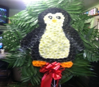 penguin in Staten Island NY, Evergreen Florist