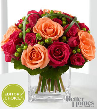 The Deep Emotions Bouquet by Better Homes & Garden in Chicago IL, Yera's Lake View Florist