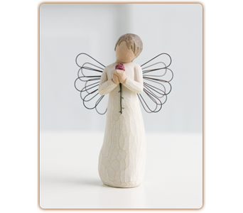 Loving Angel Keepsake in Canandaigua NY, Flowers By Stella