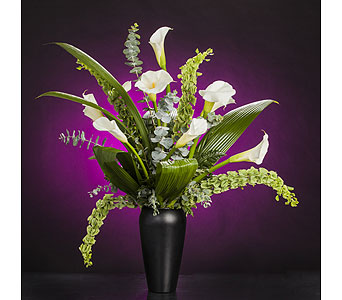Callas in Tyler TX, Flowers by LouAnn