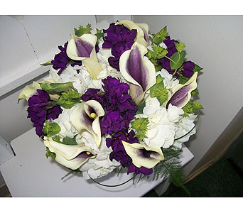 Bridal Bouquet in Middletown DE, Forget Me Not Florist & Flower Preservation