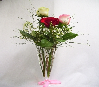 Rose Trio in Littleton CO, Littleton's Woodlawn Floral