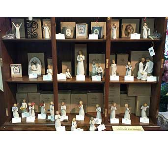 Willow Tree Figurines in Fincastle VA, Cahoon's Florist and Gifts
